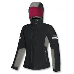 Women's Jacket Ski astrolabio μαύρο