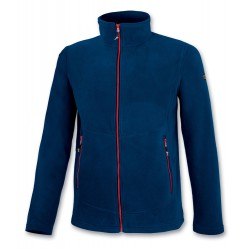 Men's fleece blue ASTROLABIO