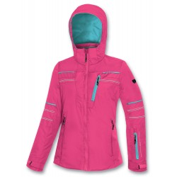 Kid's jacket Ski ASTROLABIO pink