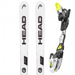 HEAD WORLDCUP REBELS I.GS RD PRO with FREEFLEX EVO 16X (2019)