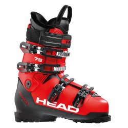 Ski Boots HEAD ADVANT EDGE 75 red/black
