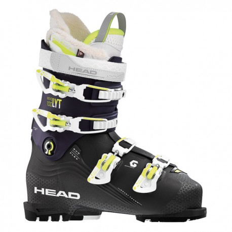 Woman Ski Boots HEAD NEXO LYT 100 anthracite/violet