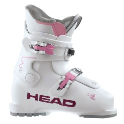 Kid's ski boots HEAD Z 2 white/pink