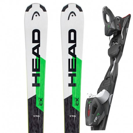 HEAD SKI SHAPE CX + PR 11 (2019)