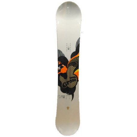 Snowboard HEAD CROWN i