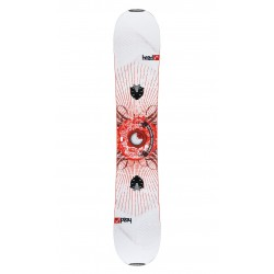 Σανίδα Snowboard HEAD ROCKA PLUS 4D με δέστρα HEAD  RX 4D SPEEDDISC