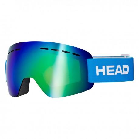 Μάσκα Σκι HEAD Solar FMR blue (2020)