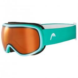 HEAD Ski Goggles Jr NINJA turqoise (2020)