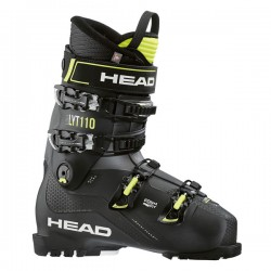 Ski Boots HEAD EDGE LYT 110 black/yellow (2020)