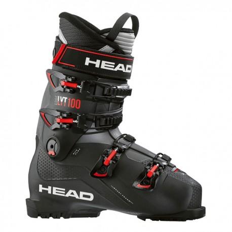Ski Boots HEAD EDGE LYT 100 blk/red (2020)