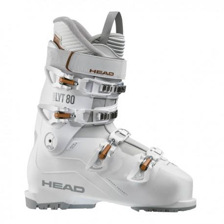 Ski Boots HEAD EDGE LYT 80 W white/copper (2020)