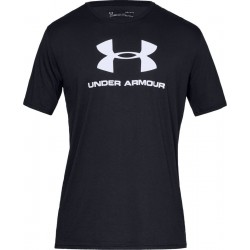 Under Armour Sportstyle Logo black