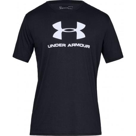 Under Armour Sportstyle Logo black