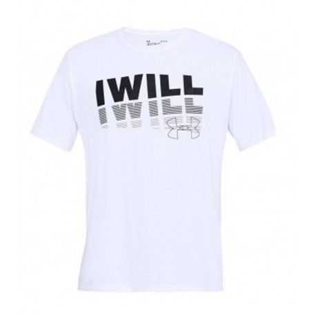 Under Armour I Will white