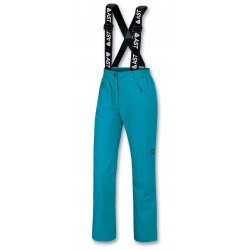 Women Trousers ASTROLABIO blue