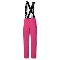 Women Trousers ASTROLABIO ροζ