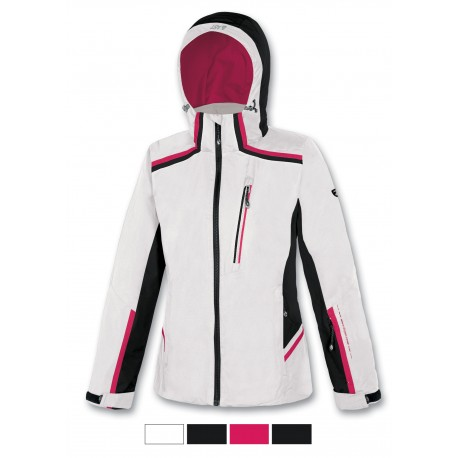 Women's Jacket Ski ASTROLABIO white