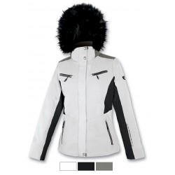 Women's Jacket Ski ASTROLABIO wht