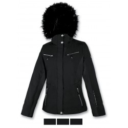 Women's Jacket Ski ASTROLABIO black y45