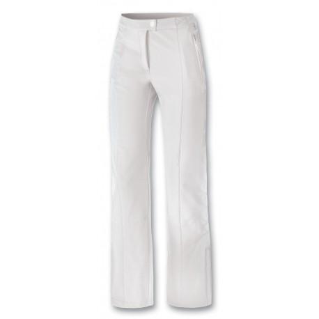 Women's Trousers Ski softshell ASTROLABIO wht