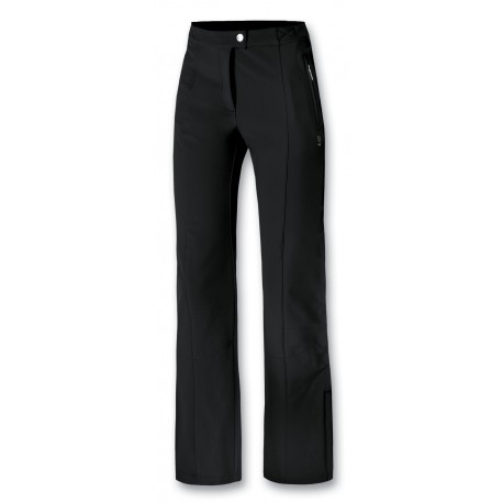 Women's Trousers Ski softshell ASTROLABIO black