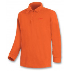 Microfleece zippy ASTROLABIO men orange