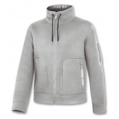 Men's Knitted Sweater ASTROLABIO  grey