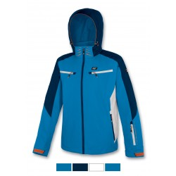 Kid's jacket Ski ASTROLABIO light blue