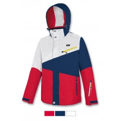 Men's jacket Bytex Ski ASTROLABIO red