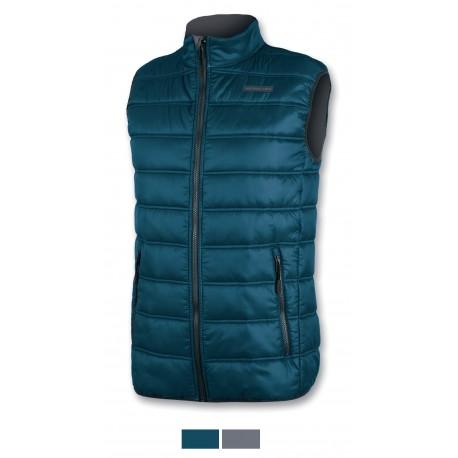 Men's Sleevesless Jacket ASTROLABIO blue