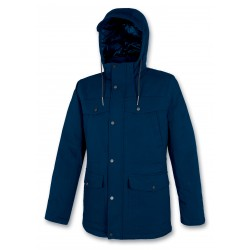 Men's coat ASTROLABIO blue