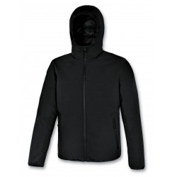 Men's jacket softshell ASTROLABIO black