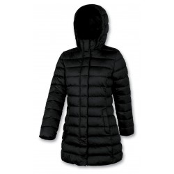 Women's over coat ASTROLABIO black