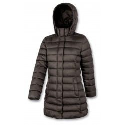 Women's over coat ASTROLABIO brown