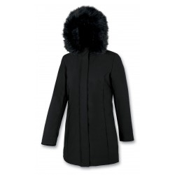 Women's over coat ASTROLABIO blk