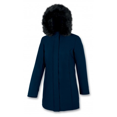 Women's over coat ASTROLABIO blue