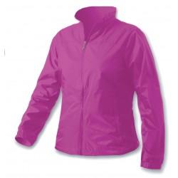 Waterproof women jacket ASTROLABIO purple