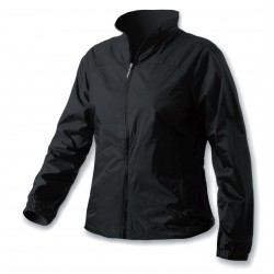Waterproof women jacket ASTROLABIO black