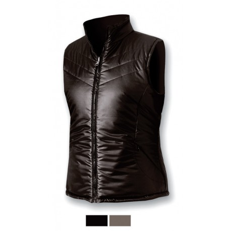Women's vest ASTROLABIO black