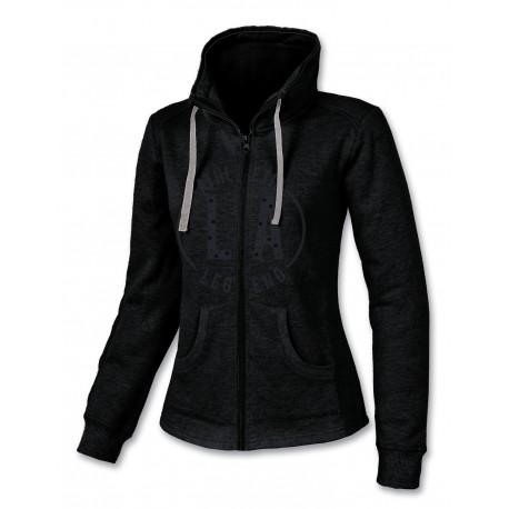 Women's sweater ASTROLABIO black