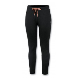 Women's trousers ASTROLABIO black