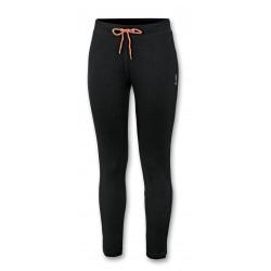 Women's trousers ASTROLABIO black