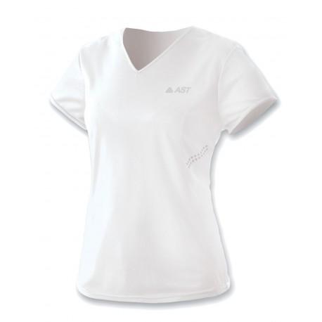 Women's t-shirt dry fit white ASTROLABIO
