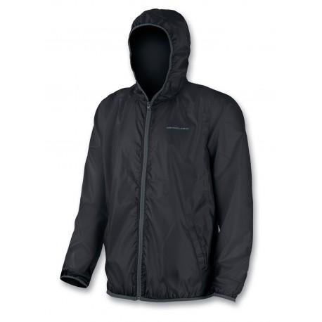 Waterproof men jacket grey ASTROLABIO
