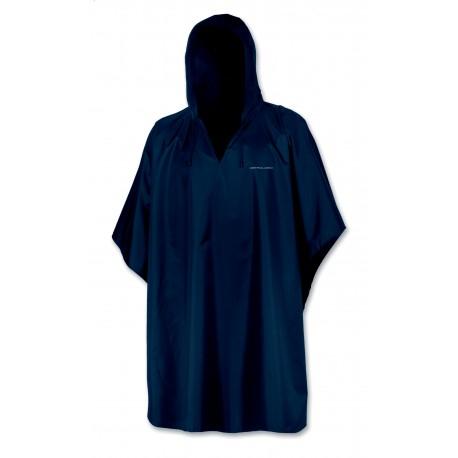 Waterproof poncho man blue ASTROLABIO