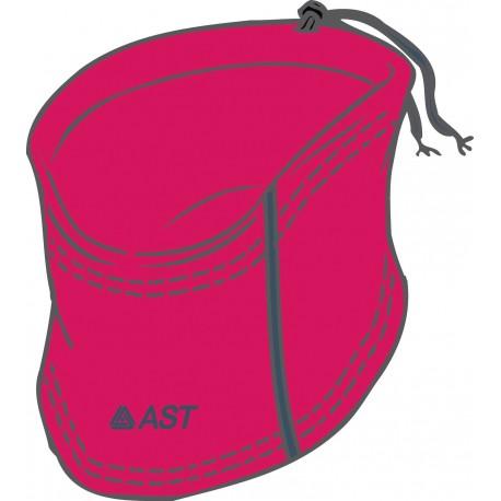 Neck warmer fleece pink ASTROLABIO