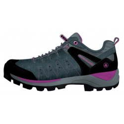 Women's trekking shoes grey/blk ASTROLABIO