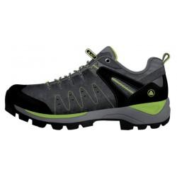 Women's trekking shoes grey/green ASTROLABIO
