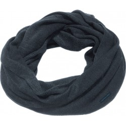 Men's knitted neckwarmer grey ASTROLABIO
