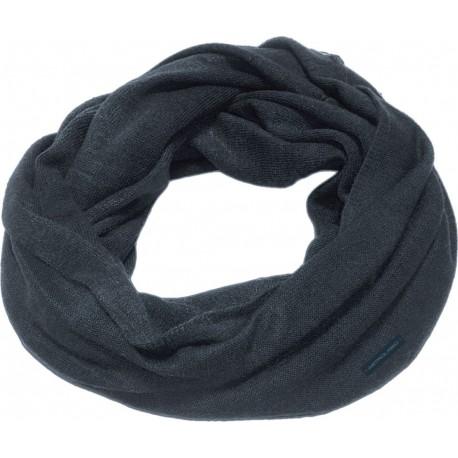 Men's knitted neckwarmer grey ASTROLABIO
